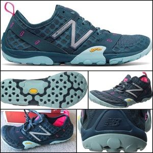 💕 New Balance Womens Wt10gb Grey/blue Shoes 💕
